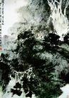 傅抱石作品集0064,傅抱石作品集,中国传世名画,傅抱石 艺术 精品