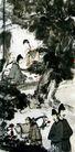 傅抱石作品集0068,傅抱石作品集,中国传世名画,真挚 画风 雄健