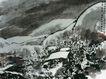 傅抱石作品集0097,傅抱石作品集,中国传世名画,水墨画 禅意 会意