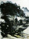 黄宾虹作品集0059,黄宾虹作品集,中国传世名画,