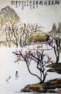 李可染作品集0051,李可染作品集,中国传世名画,