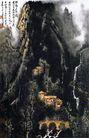 李可染作品集0097,李可染作品集,中国传世名画,水墨画 浓淡 笔墨