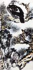 李苦禅作品集0081,李苦禅作品集,中国传世名画,花鸟 李苦禅 著作