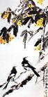 李苦禅作品集0086,李苦禅作品集,中国传世名画,传世 神态 休息