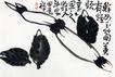 李苦禅作品集0090,李苦禅作品集,中国传世名画,