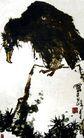 潘天寿作品集0037,潘天寿作品集,中国传世名画,动物 印章 潘天寿作品