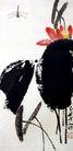 齐白石作品集0130,齐白石作品集,中国传世名画,