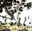 徐悲鸿作品集0075,徐悲鸿作品集,中国传世名画,仙鹤 群体 生活