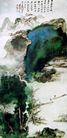 张大千作品集0021,张大千作品集,中国传世名画,水墨画 写生 意境