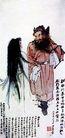 张大千作品集0023,张大千作品集,中国传世名画,人物 张大千 名画
