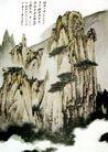 张大千作品集0039,张大千作品集,中国传世名画,水墨画 风景画 景物