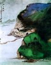 张大千作品集0045,张大千作品集,中国传世名画,