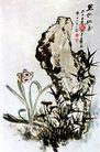 张大千作品集0052,张大千作品集,中国传世名画,