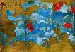 张大千作品集0053,张大千作品集,中国传世名画,