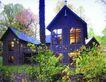 世界最好的100栋别墅0026,世界最好的100栋别墅,别墅,木屋 郊外 风情