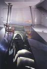 阁楼空间设计0395,阁楼空间设计,阁楼―楼梯,
