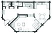 俄罗斯联邦0006,俄罗斯联邦,世界建筑设计,图纸 桌子 餐厅
