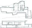 葡萄牙0011,葡萄牙,世界建筑设计,俯视图 建筑图纸 线稿
