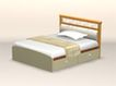床0001,床,北欧风格家具,