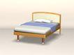床0005,床,北欧风格家具,