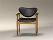 椅子0014,椅子,北欧风格家具,