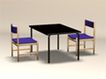 组合家具0003,组合家具,北欧风格家具,