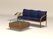 组合家具0006,组合家具,北欧风格家具,
