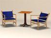 组合家具0007,组合家具,北欧风格家具,