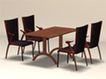 组合家具0019,组合家具,北欧风格家具,