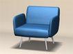 沙发0010,沙发,北欧风格家具,