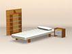 组合0015,组合,北欧风格家具,