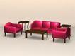 组合0016,组合,北欧风格家具,