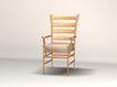 椅子0001,椅子,美国乡村风格,