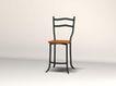 椅子0006,椅子,美国乡村风格,