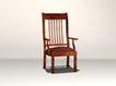 椅子0013,椅子,美国乡村风格,