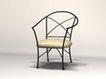 椅子0016,椅子,美国乡村风格,