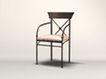 椅子0024,椅子,美国乡村风格,