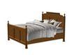 床0018,床,美国乡村风格,