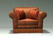 沙发0060,沙发,美国乡村风格,