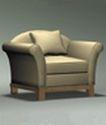 沙发0095,沙发,美国乡村风格,