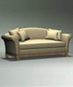 沙发0097,沙发,美国乡村风格,