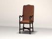 椅子0007,椅子,欧洲古典风格,