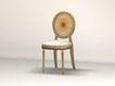 椅子0011,椅子,欧洲古典风格,