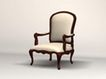 椅子0023,椅子,欧洲古典风格,