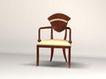 椅子0032,椅子,欧洲古典风格,