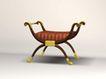 椅子0038,椅子,欧洲古典风格,