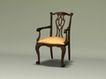 椅子0046,椅子,欧洲古典风格,