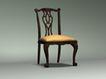 椅子0047,椅子,欧洲古典风格,