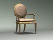 椅子0050,椅子,欧洲古典风格,