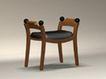 椅子0052,椅子,欧洲古典风格,
